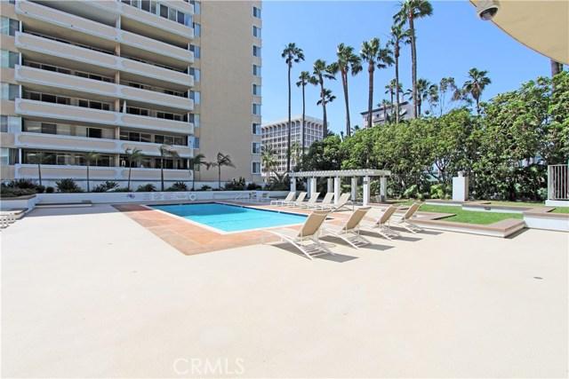 700 E Ocean Boulevard Unit 808 Long Beach, CA 90802 - MLS #: PW17235088