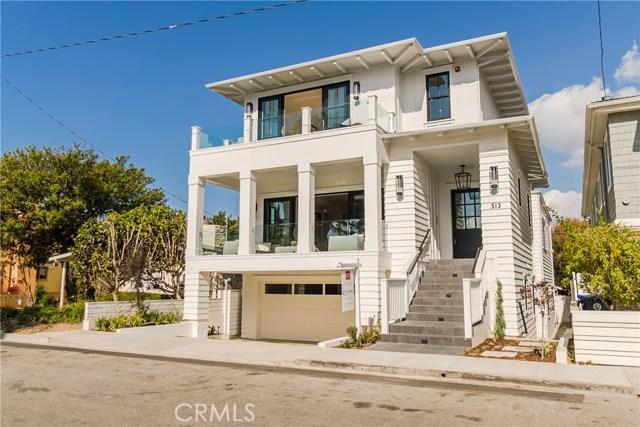 獨棟家庭住宅 為 出售 在 513 Longfellow Avenue 513 Longfellow Avenue Manhattan Beach, 加利福尼亞州,90266 美國