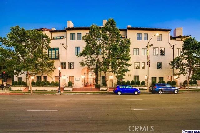 Condominium for Sale at 700 Union Street E Pasadena, California 91101 United States