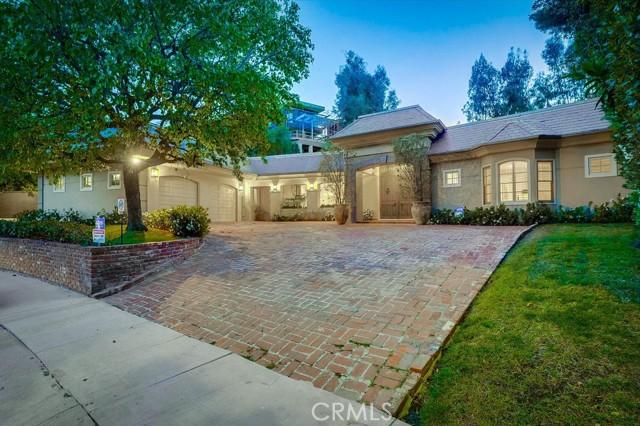 1143 Maybrook  Beverly Hills CA 90210