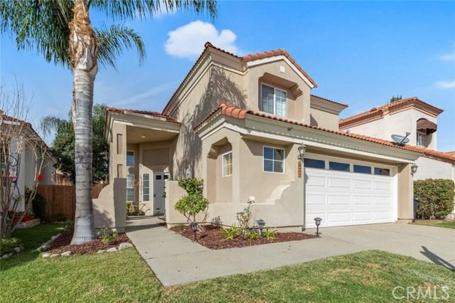 7458 HOLLOWAY Road Rancho Cucamonga CA 91730