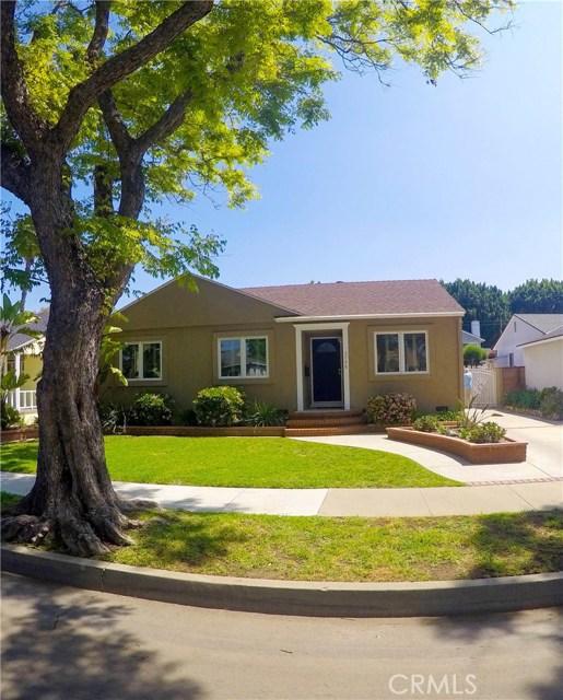 Single Family Home for Sale at 3748 Kallin Avenue Long Beach, California 90808 United States
