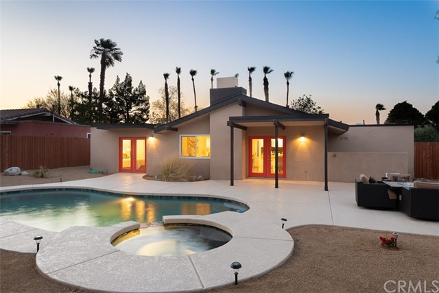 1341 E Francis Drive Palm Springs, CA 92262 - MLS #: OC18134855