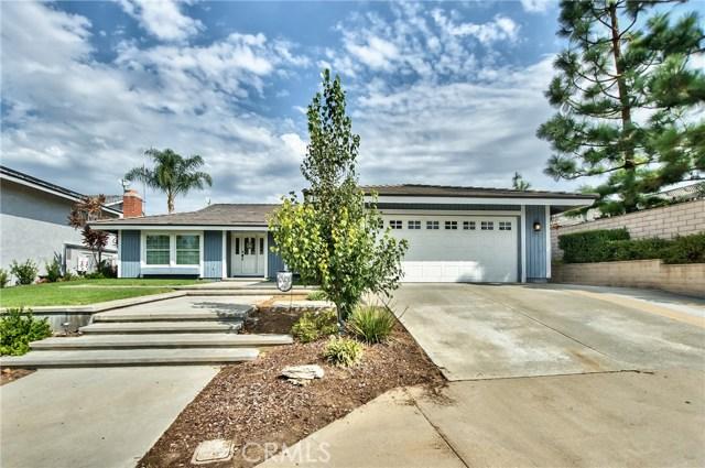 19791 La Tierra Lane Yorba Linda, CA 92886 - MLS #: PW17210519