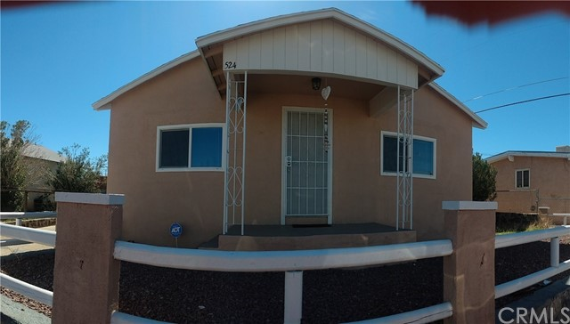 524 Fredricks Street Barstow CA 92311