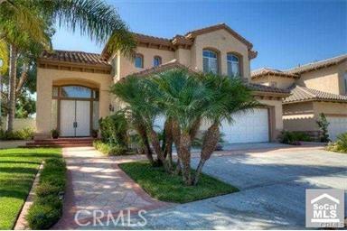 Single Family Home for Sale at 12510 Hazeltine Drive Tustin, California 92782 United States
