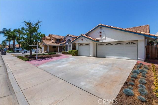 24842 Greenlee Way Moreno Valley, CA 92551 - MLS #: IV18175288