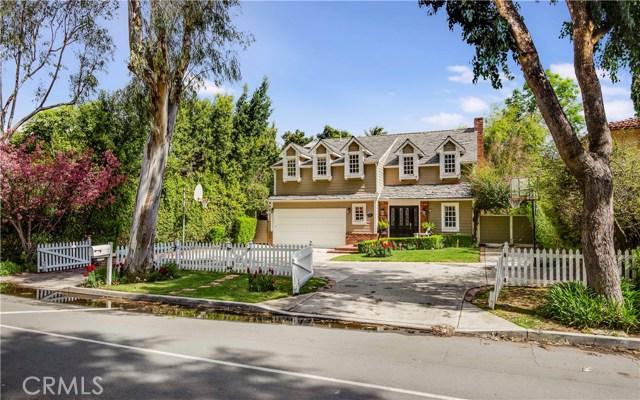 3621 Palos Verdes Drive  Palos Verdes Estates CA 90274