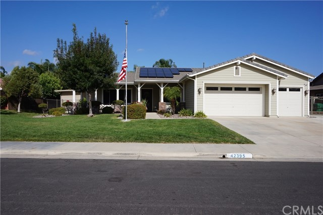42395 Chisolm Trail  Murrieta CA 92562