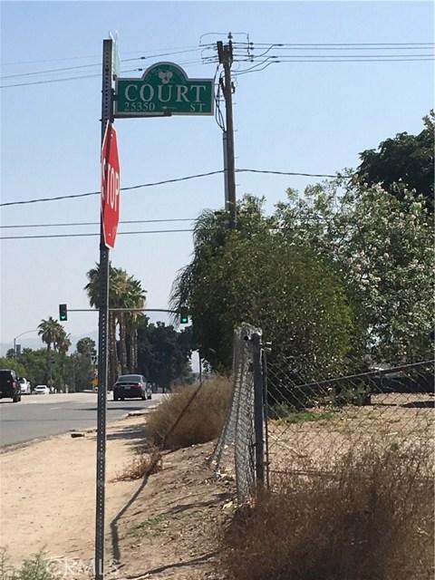 0 Court Street San Bernardino, CA 92410 - MLS #: EV18012534