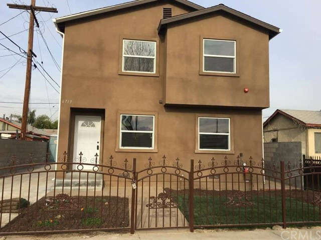 Single Family for Sale at 6719 Otto Street Bell Gardens, California 90201 United States