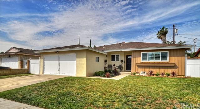 Single Family Home for Sale at 541 Dawn Street S Anaheim, California 92805 United States