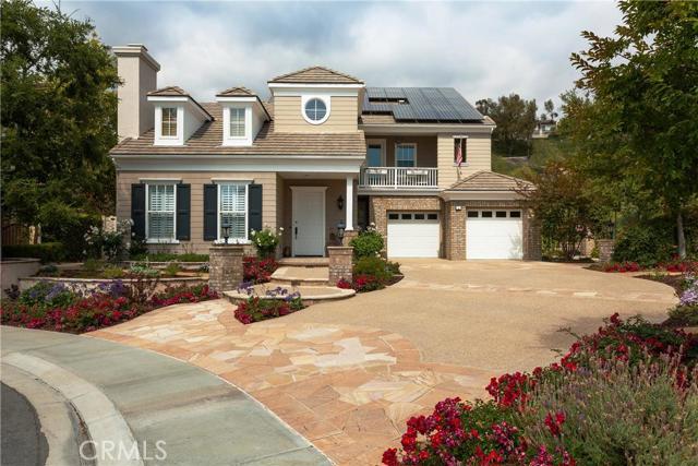 Single Family Home for Sale at 1 Pamela St Coto De Caza, California 92679 United States