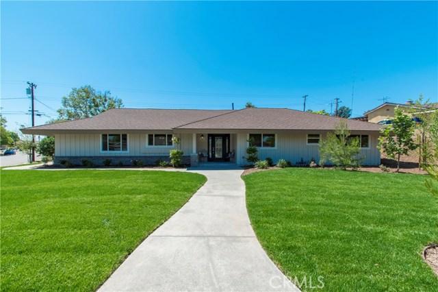 Single Family Home for Sale at 430 Las Riendas Drive Fullerton, California 92835 United States