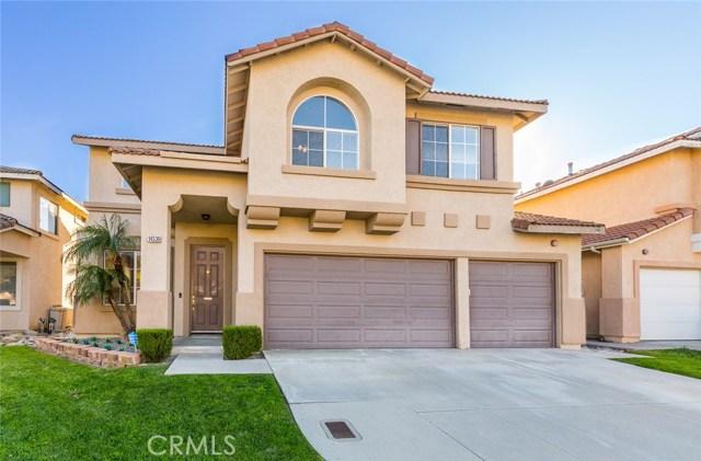 14539 Saddlepeak Drive, Fontana, California