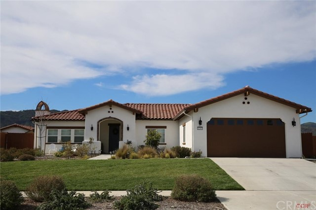 Single Family Home for Sale at 1245 Sawleaf Solvang, California 93463 United States