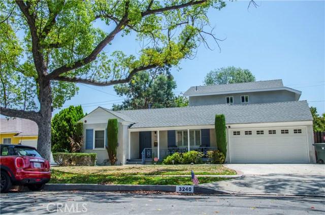 Single Family Home for Sale at 3240 Las Lunas Street Pasadena, California 91107 United States