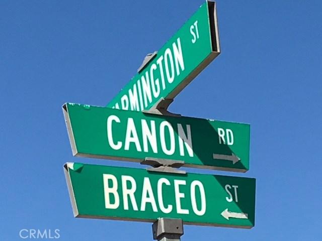 6850 Braceo Oak Hills, CA 0 - MLS #: CV18046371