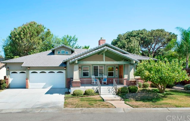 Single Family Home for Sale at 1319 Carhart St Fullerton, California 92833 United States