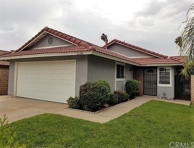 25280 Wendy Way Moreno Valley, CA 92551 - MLS #: OC18163371