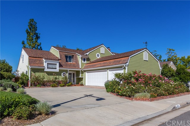 One of Anaheim Hills Homes for Sale at 5171 E Cavendish Lane, 92807