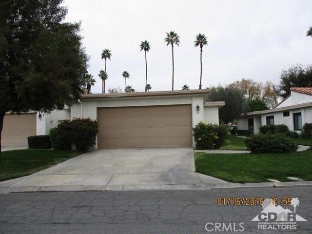 Condominium for Sale at 8 Alfaro Drive 8 Alfaro Drive Rancho Mirage, California 92270 United States