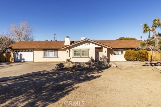 56596 Bonanza Dr, Yucca Valley, CA 92284 Photo