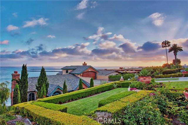 Single Family Home for Sale at 3317 Ocean Boulevard Corona Del Mar, California 92625 United States