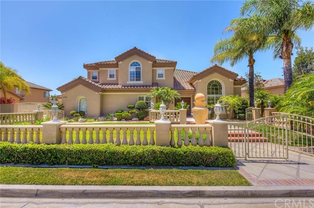 One of Gated Yorba Linda Homes for Sale at 27850  Mount Shasta Way