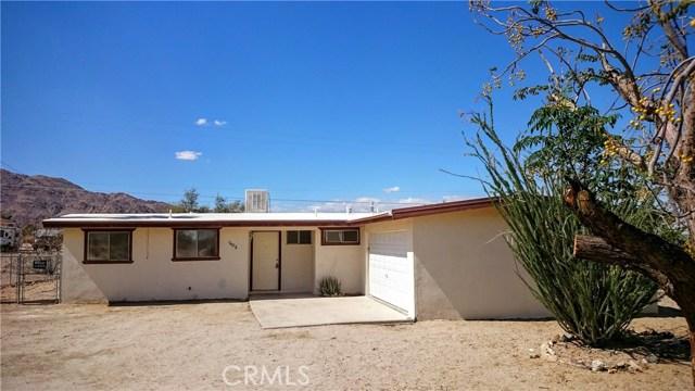 7492 Bedouin Avenue, 29 Palms, California 92277