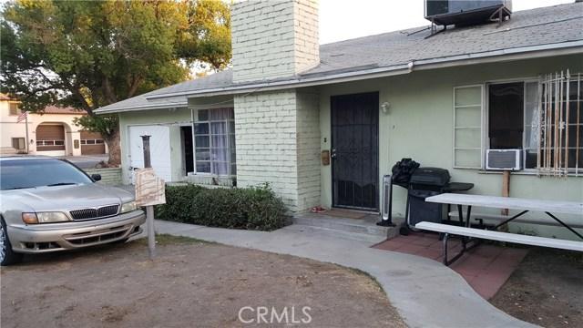 Single Family for Sale at 2658 E Street N San Bernardino, California 92405 United States