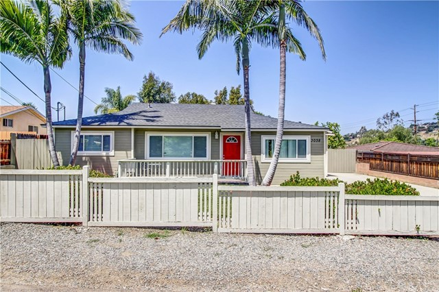 Single Family Home for Sale at 3038 Helix Street Spring Valley, California 91977 United States