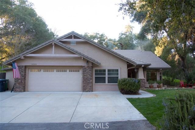 8290  Hermosa Avenue, Atascadero in San Luis Obispo County, CA 93422 Home for Sale