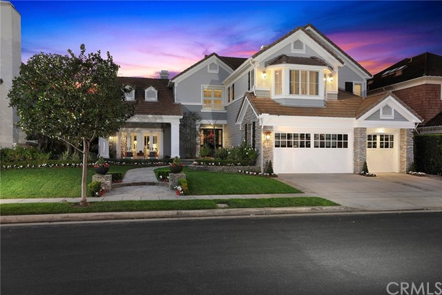 Single Family Home for Sale at 15 Gleneagles Drive Newport Beach, California 92660 United States