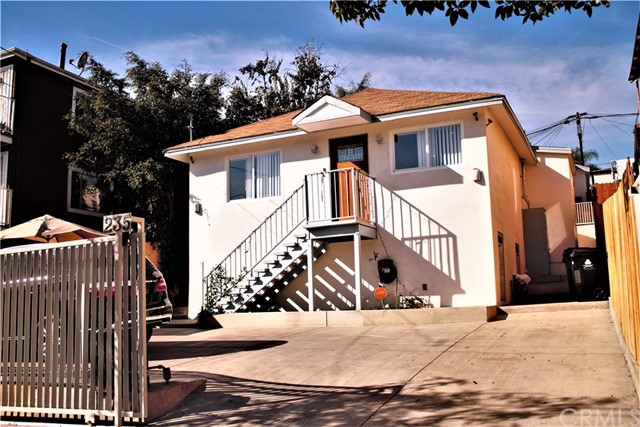 Duplex for Rent at 235 N Mountain View Avenue 235 N Mountain View Avenue Los Angeles, California 90026 United States