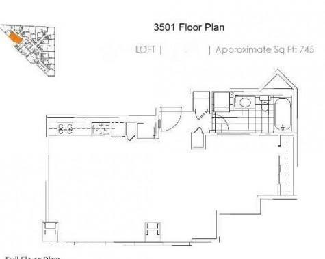 1100 Wilshire Boulevard Unit 3501 Los Angeles, CA 90017 - MLS #: PW18218337