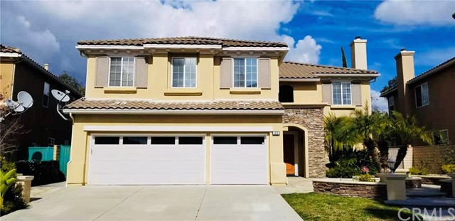 1383  Bellavista Drive, Walnut in Los Angeles County, CA 91789 Home for Sale