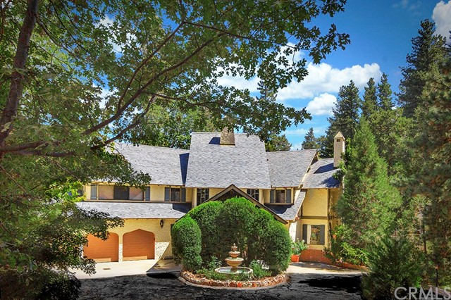 Single Family Home for Sale at 27802 Hamiltair Drive Lake Arrowhead, California 92352 United States