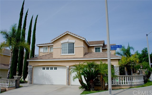 18857 Whitney Place Rowland Heights, CA 91748 - MLS #: TR18072788