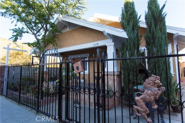 1038 N Norman Ct, Long Beach, CA 90813 Photo 1