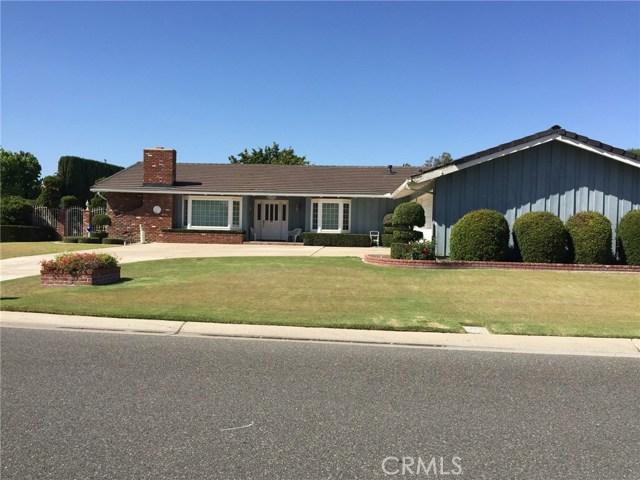 17781 Bishop Circle, Villa Park California