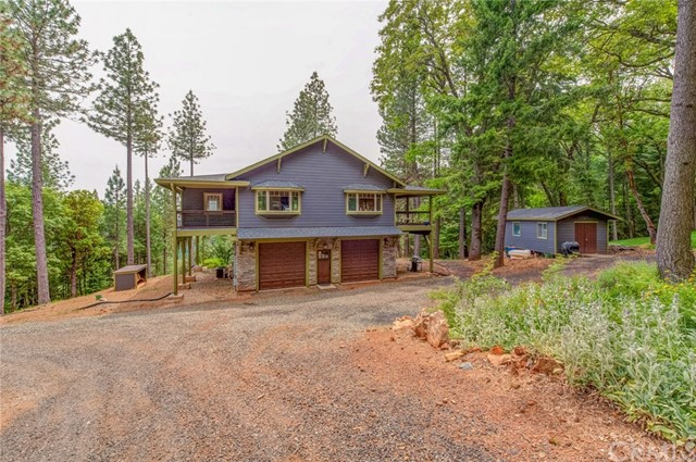 Single Family Home for Sale at 12239 12269 Andy Mountain Road Yankee Hill, California 95965 United States