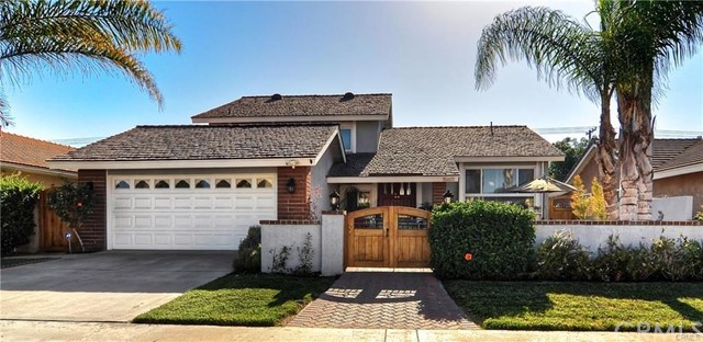 15601 Whiteoak Lane , CA 92647 is listed for sale as MLS Listing OC18250254