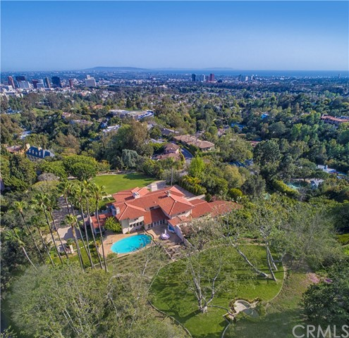 655 Funchal Road Los Angeles, CA 90077 - MLS #: SB18147556