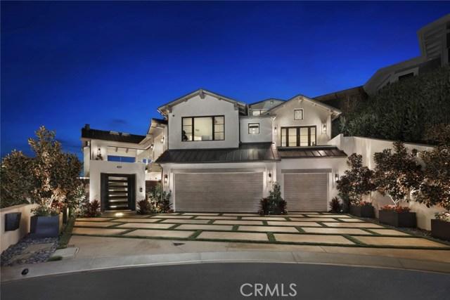 Casa Unifamiliar por un Venta en 409 De Sola Corona Del Mar, California 92625 Estados Unidos