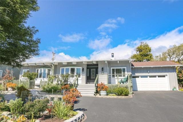 1173  Pinewood Drive, Cambria, California