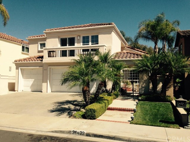 Single Family Home for Sale at 26422 Lombardy St Mission Viejo, California 92692 United States