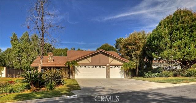 21165  Via Mariano, Yorba Linda, California