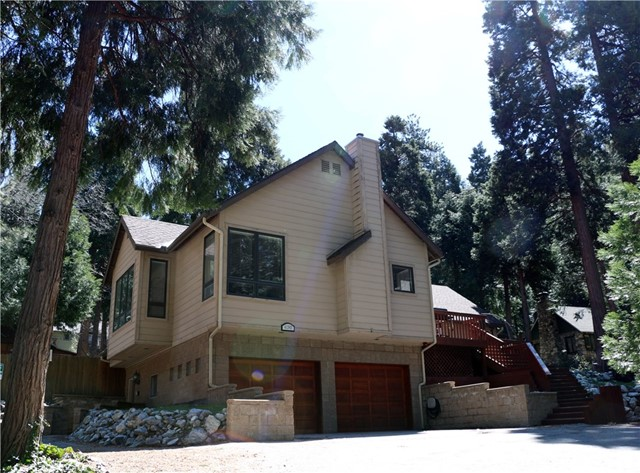 Single Family Home for Sale at 41393 Valley Of The Falls Drive Forest Falls, California 92339 United States