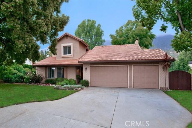 Single Family Home for Sale at 9124 Hidden Farm Road Alta Loma, California 91737 United States